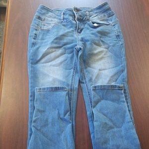 Wax Butt I love you Jean's